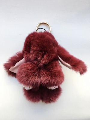Fur pendant RABBIT