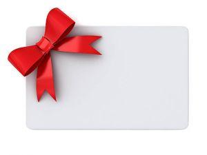 Gift card (100€)