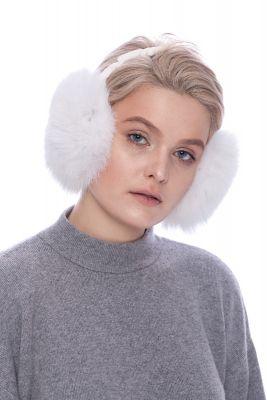 Earmuffs white