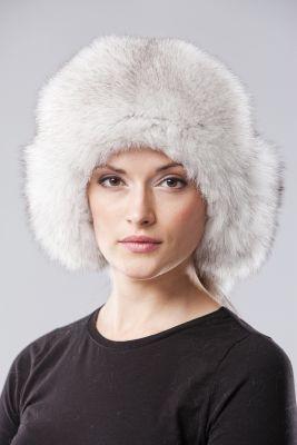 Ushanka hat natural