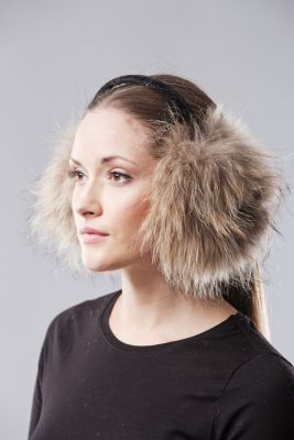 Earmuffs brown