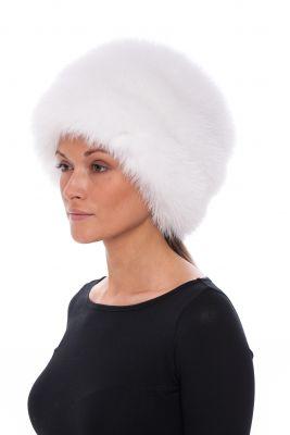 Tablet Hat fox White