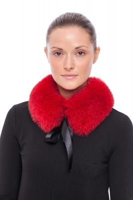 Collar from fox Red